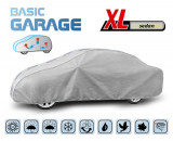 Prelata auto, husa exterioara Basic Garage XL sedan 472-500 cm