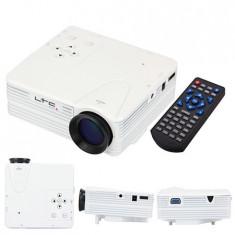 Mini video proiector led usb/hdmi/vga 640x480