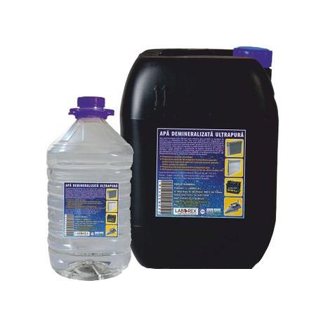 Apa Demineralizata Ultrapura
