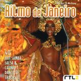 CD - Various – Ritmo De Janeiro