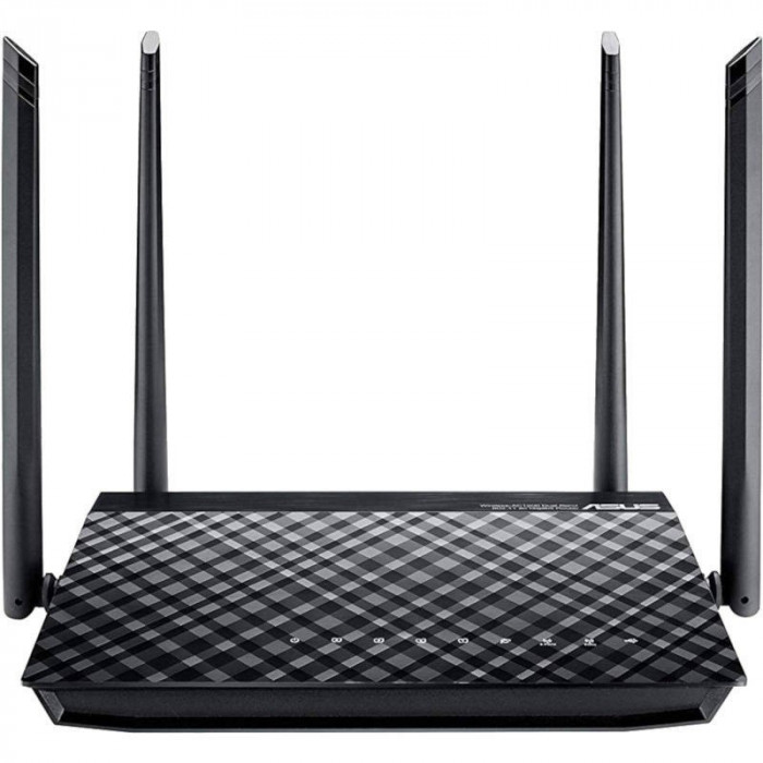 Router wireless Asus Gigabit RT-AC57U Dual-band 1 x port USB