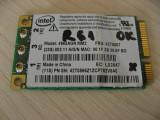 Placa wireless laptop Lenovo ThinkPad R61, Intel 4965AGN MM2, 42T0867, L02847