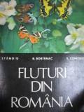 FLUTURI DIN ROMANIA- I. STANOIU, B. BABIRNAC SI S.COPACESCU, CRAIOVA 1979