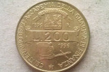 MONEDA 200 LIRE 1996-ITALIA (Guardia Di Finanza), Europa