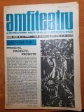 Amfiteatru decembrie 1971-ana blandiana prezinta 11 scriitori si fanus neagu