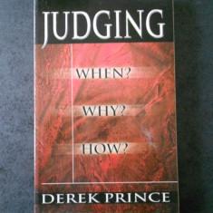 DEREK PRICE - JUDGING. WHEN? WHY? HOW ?