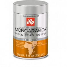 Illy Monoarabica Ethiopia Cafea Boabe 250g