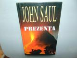 PREZENTA-JOHN SAUL