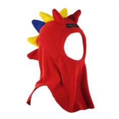 Cagula Dino - Rosu Tricolor Happy Hug