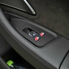 Sticker/Emblema Audi S Line, Opel