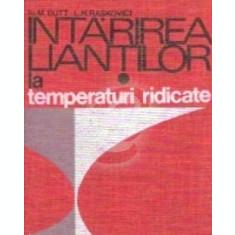 Intarirea liantilor la temperaturi ridicate