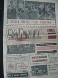 FC Olt Scornicesti - Supliment program / Revista Balonul - anii 80