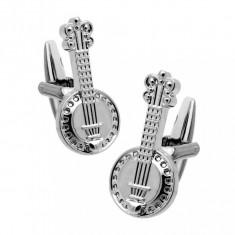 Butoni tema muzicala instrument muzica banjo set 2 buc