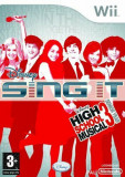 Joc Nintendo Wii Disney Sing It: High School Musical 3 Senior Year