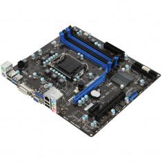 Placa de baza second hand MSI MSI B75MA-P45 LGA1155