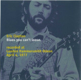 ERIC CLAPTON - BLUES YOU CAN'T LOOSE , 1977