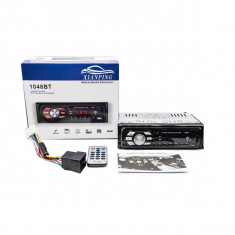 Radio Mp3 Player Auto 1048BT, Bluetooth, USB, Radio, Telecomanda