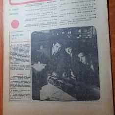 revista radio tv  saptamana 5-11 septembrie 1976