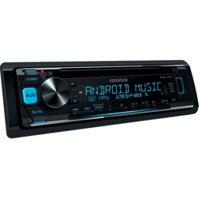 Radio CD MP3 player auto 1 DIN Kenwood foto
