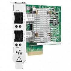 Placa de retea server HP Ethernet 10GB Dual Port 530SFP+ Low profile 656244-001 652501-001 652503-B21-LP