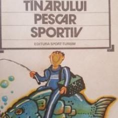 Cartea tanarului pescar sportiv Silvius Teodorescu
