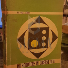 INTRODUCERE IN CIBERNETICA - W ROSS ASHBY