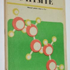 Manual de Chimie pentru clasa a X-a  1988, Clasa 10