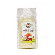 Chips Cocos Raw Fara Gluten Bio 100 grame Biorganik Cod: 5999559314124