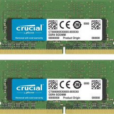 Memorie laptop Crucial 8GB (2x4GB) DDR4 3200MHz CL22