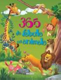365 de fabule cu animale/***