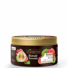Unt de corp cu extract de Ghimbir + Angelica Botanic Formula, 250 ml