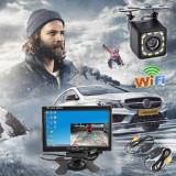 Monitor 7 Inch + Camera Marsarier 12 Led Wireless - 14