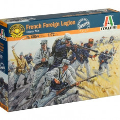 1:72 FRENCH FOREIGN LEGION - 50 figures 1:72