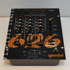 Mixer Gemini GS-626 PRO