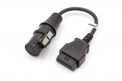 Obd2 service-adapter pentru iveco 30pin, , foto