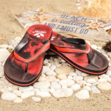 Papuci Roslin rosii -rl