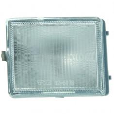 Lampa lumini de zi stanga (transparent, capac in bara de protectie, centru) VW PASSAT 1993-1997