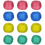 12 x Sfoara rafie, ghem Diverse culori