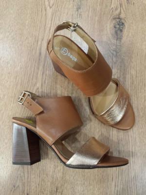 LICHIDARE STOC! Superbe sandale dama noi piele naturala fina foarte comode 39 ! foto