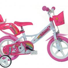Bicicleta copii 12'' - UNICORN PlayLearn Toys