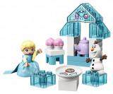 Lego Duplo Elsa È™I Olaf La Petrecere