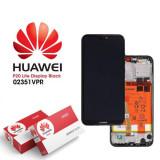 Cumpara ieftin Display Huawei P20 Lite 2018 Cu Rama Si Baterie Original Negru