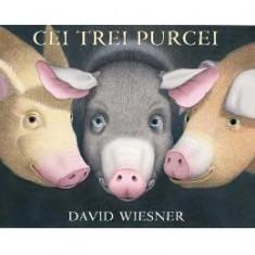 Cei trei purcei - David Wiesner