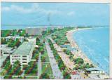 bnk cp Mamaia - Plaja - circulata