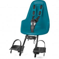 Scaun pentru Bicicleta Bobike ONE mini Bobike, maxim 15 kg, blue
