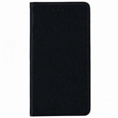 Husa Flip Samsung Galaxy J5 J500 2015 iberry Smart Book Negru