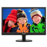 """Cumpara ieftin Monitor LED 18.5"""" Philips 193V, Grad A, 5ms, 1366x768, VGA, Cabluri incluse"""