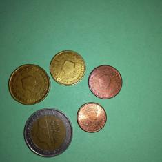 Monede euro: Olanda 2002