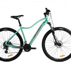 Bicicleta Dama Devron Riddle W 1.9 L 490mm Albastru 29