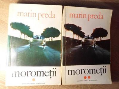 MOROMETII VOL.1-2 - MARIN PREDA foto